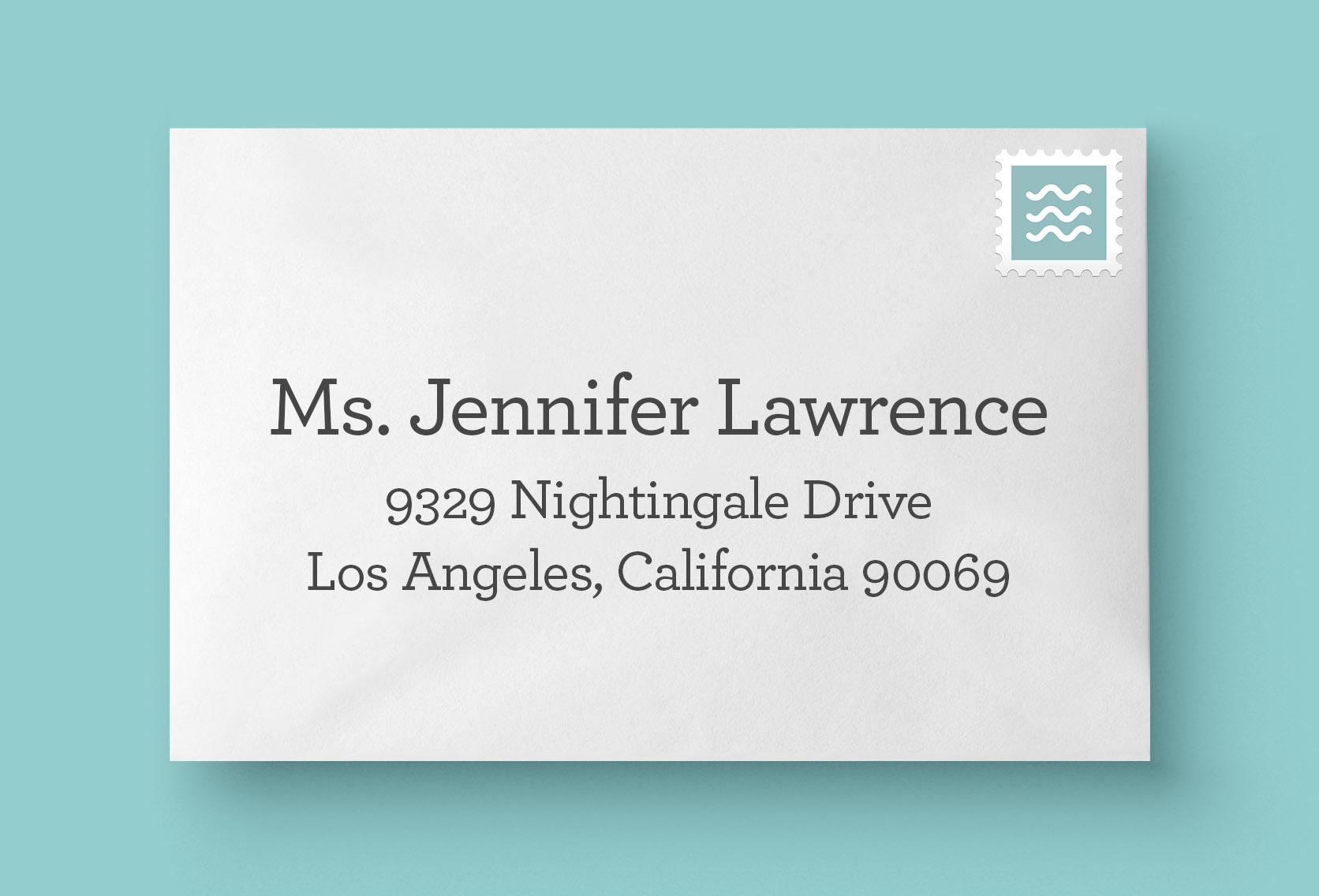 single-envelope