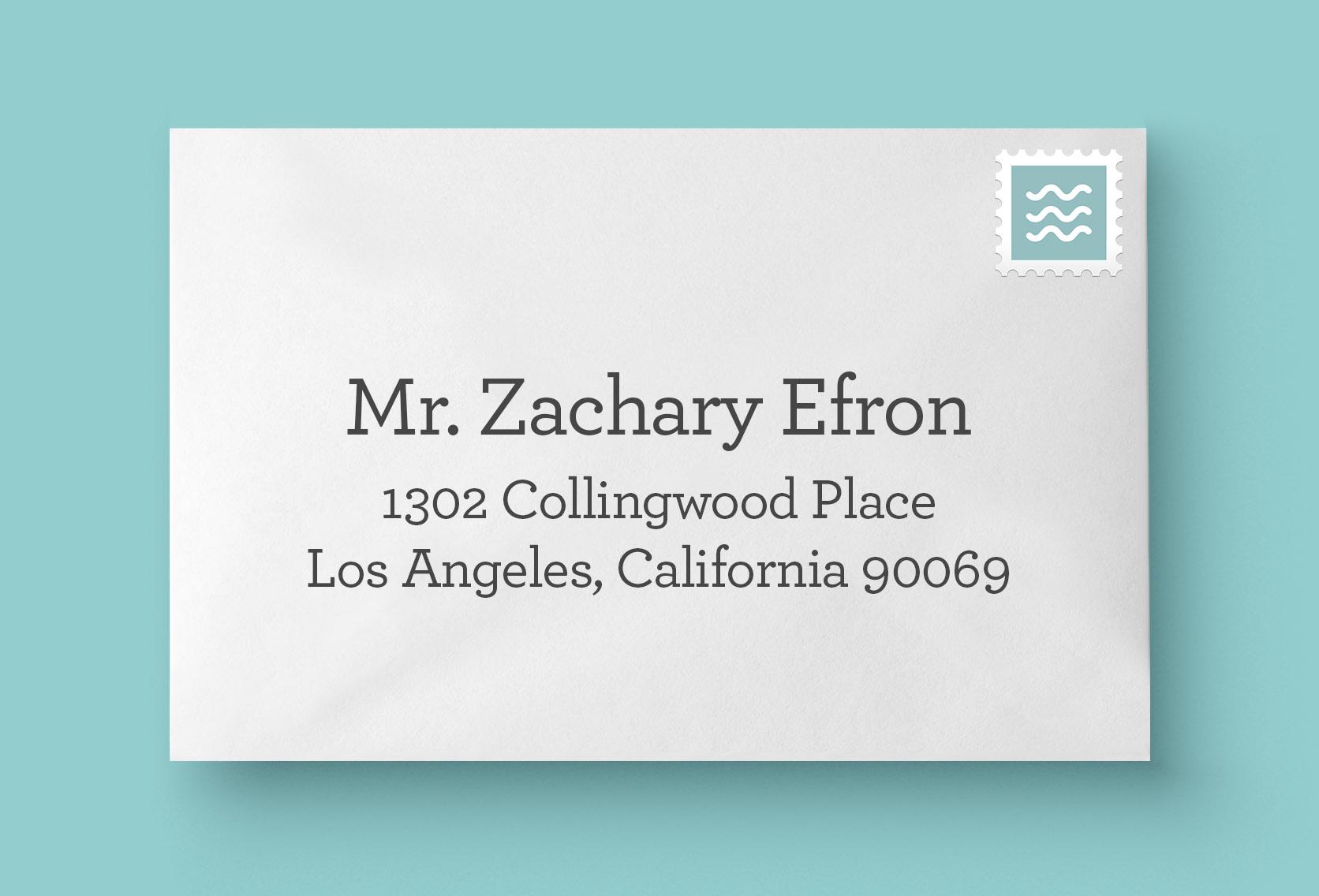 single-male-envelope
