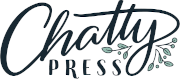 The Chatty Press Custom Design Co.